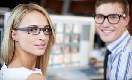 $25 for $175 Toward a Complete Pair of Prescription Glasses at Habacker&#x27;s Bespoke Eyewear in Plano (86% Off)