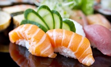 $45 for a Prix Fixe Japanese Meal on Weekends or Weekdays at Aji Japanese Restaurant ($90 Value)