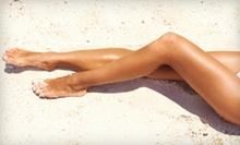 Three or Five Airbrush Tans at Style Me BeYOUtiful Boutique (Up to 76% Off) 