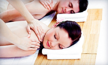 60-Minute Swedish, Spring or Summer Aromatherapy, or Couples Massage at Simply Skin (Up to 53% Off)