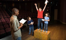 Two, Four, or Six Acting Classes at Children's Acting Academy (Up to 73% Off)