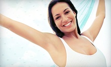 Laser Hair Removal on a Small, Medium, or Large Area at The Institute for Aesthetic Medicine (Up to 67% Off)
