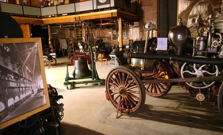 Visit for Two or Four, or Membership for Up to Six at Charles River Museum of Industry & Innovation (Up to Half Off)