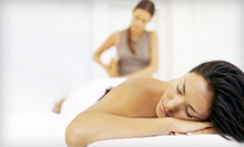 One Massage with Optional Chiropractic Exam or Facial, or Two Massages at Infinite Rejuvenation Med Spa (Up to 88% Off)