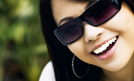 Dental Exam, Cleaning, and X-rays, or Zoom! Teeth-Whitening Session with Cleaning at Pearl Dental (Up to 87% Off)
