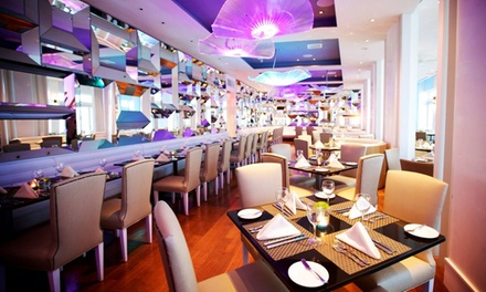 New American Cuisine for Dinner, Sunday Brunch, or Lunch at Atlantica @ The Allegria (Up to 45% Off)