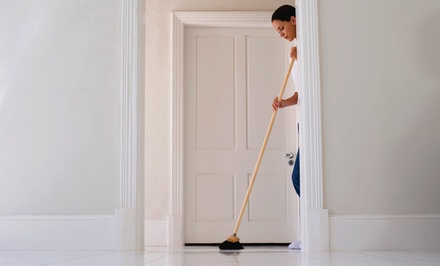 One or Two Two-Hour Housecleaning Sessions from Reflections Cleaning (Up to 51% Off)