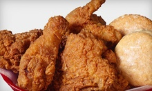 $7 for $15 Worth of Food and Drinks at K &amp; J Food Express