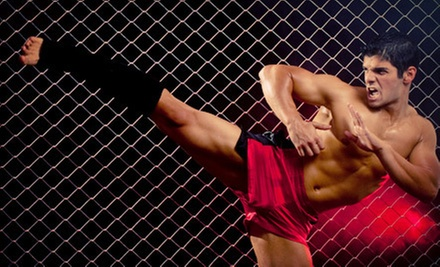 1-, 2-, or 3-Month Muay Thai or Martial-Arts Package at International Training Center of New York (Up to 94% Off)