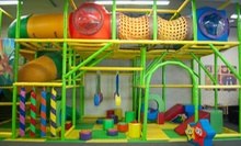 5 or 10 Kids' Open-Play Sessions at Panda Party  (Up to 56% Off)