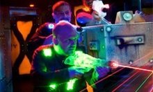 $10 for Three Rounds of Laser Tag at Ultrazone Laser Tag in Baltimore ($19.99 Value)