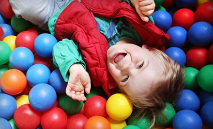 One Month of Classes, 10 One-Day Play Passes, or a Birthday-Party Package at Kids' Club Las Vegas (Up to 53% Off)