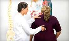 $29 for a Chiropractic Visit with Consultation, Exam, and Spinal Adjustment at Wycoff Wellness Center ($215 Value)