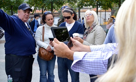 Two-Hour Walking Tour with a Tablet for One, Two, or Four from New York State of Mind Tours (Up to 58% Off)