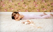 Carpet Cleaning for Two, Three, or Four Rooms from Best Kept Secret (51% Off)