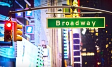 $12 for a Musical-Theater Tour from New York Broadway Tours (Up to $30 Value)