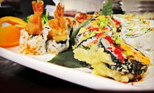 Sushi and Asian Food at Fulins Asian Cuisine (Half Off). Three Options Available.