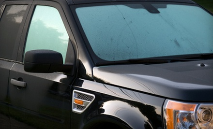Mobile Tinting for Two or Five Car Windows or Seven or Nine SUV Windows from Tint and Audio Express (Up to 52% Off)