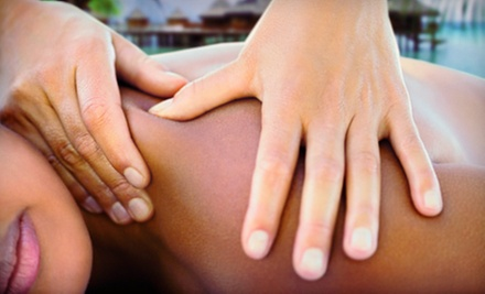 $25 for One 60-Minute Swedish Massage at Burnett's Massage and Body Work ($50 Value)