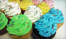 One or Two Dozen Cupcakes at Dream Cakes (47% Off)