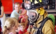 2, 4, or 10 Drop-In Play Sessions, or a Firefighter-Themed Party for Up to 10 Kids at FireZone (Up to 51% Off)