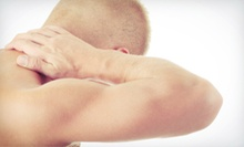 $45 for a Four-Visit Adjustment Package at Chiropractic Centers ($580 Value)