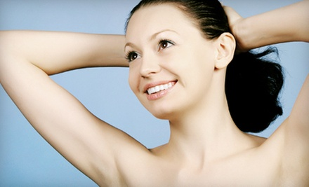 Three Laser Hair-Removal Sessions for a Small, Medium, or Large Area at Zen Zone Acupuncture and Spa (Up to 88% Off)
