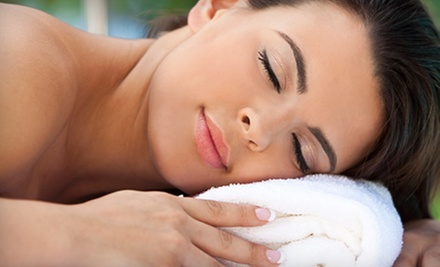 Spa Mani-Pedi, 60-Minute Facial, Swedish Massage, or Hot-Stone Massage at Embrace Salon and Spa (Half Off)