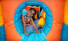 $19.98 for Four Open-Play Sessions at Jump A Roos Inflatable Play & Party Center (Up to $39.96 Value)