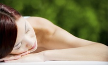 One or Three 60-Minute Deep-Tissue Massages at Crystal Salon & Spa (Up to 55% Off)