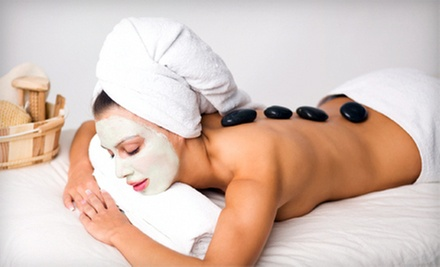 Egyptian Facial with Option of Hot-Stone Reflexology at Studio 1211 (Up to 53% Off)
