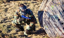 All-Day Paintball and Equipment Rental for Two, Four, or Six at Camelot Paintball (51% Off)