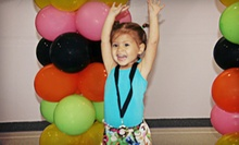 Three- or Five-Month Children's Gymnastics Course at Gymnastics Unlimited (Up to 63% Off)