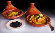 Moroccan Food at Taste of Morocco (Half Off). Two Options Available.