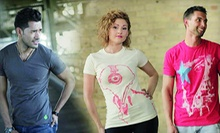 10, 15, or 20 Custom-Printed T-Shirts at NEWD Clothing Company (Up to 54% Off)