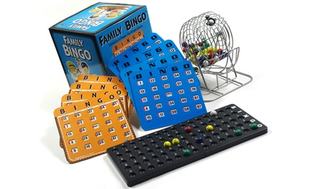 Deluxe Family Bingo Set