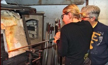 Ornament-Making Class or Pre-Made Hand-Blown Ornament at Girl Glass (Up to 53% Off)