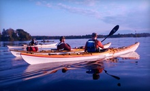 Full-Day Kayak Rentals for Two or Four from 1000 Islands Kayaking (Up to 56% Off)