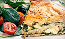 $15 for $30 Worth of Italian and Greek Cuisine at Greco Roman