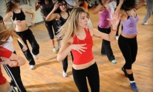 5 or 10 Hot Hula, Afro Belly Boogie, or TKB Dance-Fitness Classes at Underground Fitness II (Up to 62% Off)