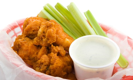Philadelphia: Bar Food at Pinsetter Bar & Bowl (Up to 50% Off). Two Options Available.