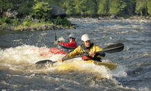 $81 for Two-Night Rafting and Camping Trip on the New River at River Expeditions (Up to $148.10 Value)
