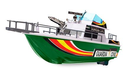 Barco elétrico da Guarda Civil por 24,90€