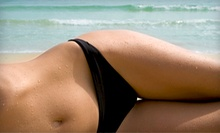 One, Two, or Three Brazilian Bikini Sugarings or Waxes at Sunrise Hair Studio &amp; Sue's Skin Care Center (Up to 67% Off)
