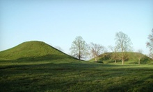 Self-Guided Audio-Visual Tour for Two or Four with Souvenir Books from Cahokia Mounds Museum Society (52% Off)