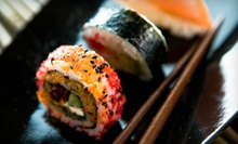 $15 for $30 Worth of Asian-Fusion Dinner at Musashi Sushi &amp; Grill (Half Off)
