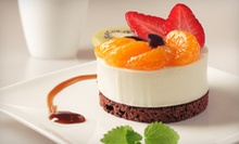 Three or Five Groupons, Each Good for $10 Worth of Soufflé Desserts at Souffle Cafe (Half Off)