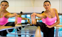 Four or Eight Barre-Fitness Classes at Core Fitness (Up to 56% Off)