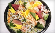 $15 for $30 Worth of Sushi and Drinks at Sushi Thaime