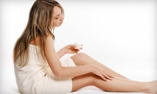 Six Laser Hair-Removal Sessions for a Small, Medium, or Large Area at Inkfree, MD (Up to 81% Off)